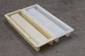 泳池U型排水溝模具